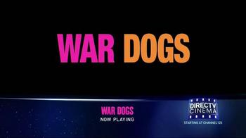 DIRECTV Cinema TV Spot, 'War Dogs' - Thumbnail 9