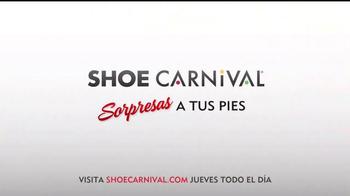 Shoe Carnival Ofertas Tumba-Puertas TV Spot, 'Botas para dama' [Spanish] - Thumbnail 8