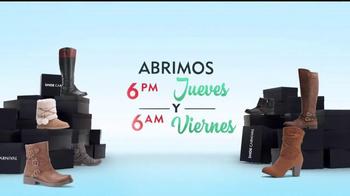 Shoe Carnival Ofertas Tumba-Puertas TV Spot, 'Botas para dama' [Spanish] - Thumbnail 2