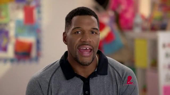 St. Jude Children's Research Hospital TV Spot, 'Thanks' Ft. Michael Strahan - Thumbnail 2