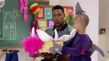 St. Jude Children's Research Hospital TV Spot, 'Thanks' Ft. Michael Strahan - Thumbnail 3