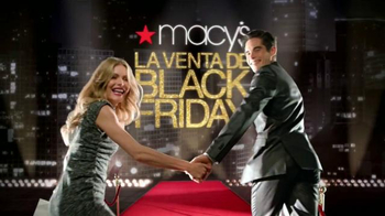 Macy's La Venta de Black Friday TV Spot, 'Doorbusters'  [Spanish] - Thumbnail 1