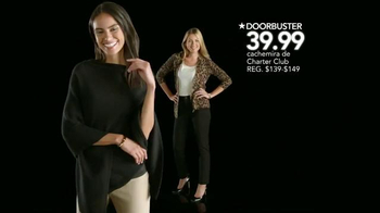 Macy's La Venta de Black Friday TV Spot, 'Doorbusters'  [Spanish] - Thumbnail 3