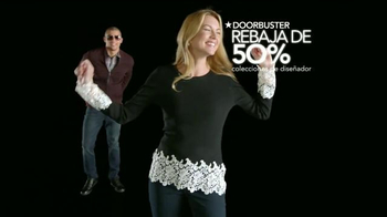 Macy's La Venta de Black Friday TV Spot, 'Doorbusters'  [Spanish] - Thumbnail 5
