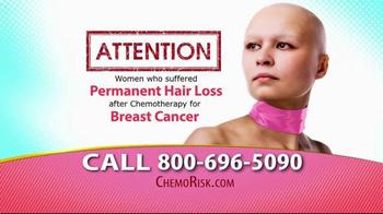Gold Shield Group TV Spot, 'Chemo Therapy Hair Loss' - Thumbnail 1