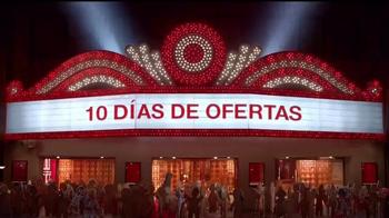 Target 10 Días de Ofertas TV Spot, 'Best Dressed Stars' [Spanish] - Thumbnail 1