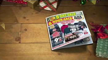 Bass Pro Shops 5 Day Sale TV Spot, 'Throws, Processing Package and Vault' - Thumbnail 3
