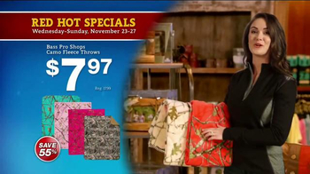 Bass Pro Shops 5 Day Sale TV Spot, 'Throws, Processing Package and Vault' - Thumbnail 4