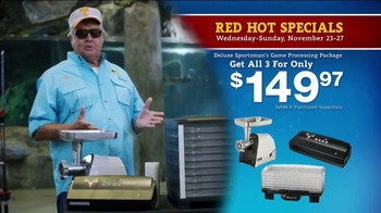 Bass Pro Shops 5 Day Sale TV Spot, 'Throws, Processing Package and Vault' - Thumbnail 5