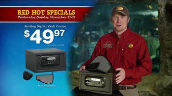Bass Pro Shops 5 Day Sale TV Spot, 'Throws, Processing Package and Vault' - Thumbnail 6