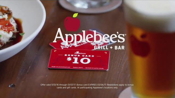 Applebee's Gift Cards TV Spot, 'The Best Gifts' - Thumbnail 5