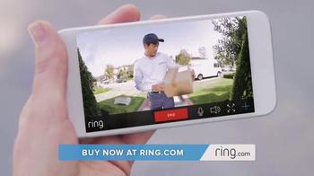Ring Video Doorbell TV Spot, 'Take Back Your Doorstep' - Thumbnail 7