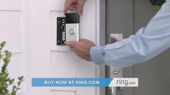 Ring Video Doorbell TV Spot, 'Take Back Your Doorstep' - Thumbnail 8