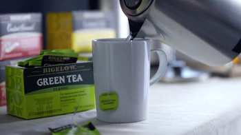 Bigelow Tea TV Spot, 'Healthy Life' Featuring Phil Simms - Thumbnail 7