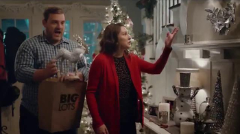 Big Lots TV Spot, 'Thanksgiving Day: Recliners and Console Fireplaces'