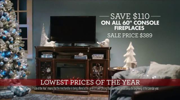 Big Lots TV Spot, 'Thanksgiving Day: Recliners and Console Fireplaces' - Thumbnail 6