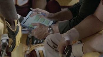 Microsoft Surface TV Spot, 'NFL Sidelines: Ravens vs. Cowboys' - 1 commercial airings