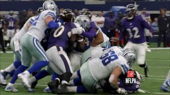 Microsoft Surface TV Spot, 'NFL Sidelines: Ravens vs. Cowboys' - Thumbnail 5