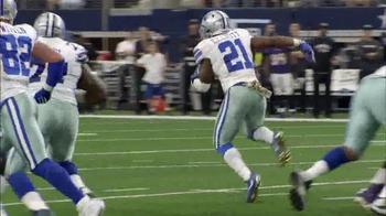 Microsoft Surface TV Spot, 'NFL Sidelines: Ravens vs. Cowboys' - Thumbnail 8