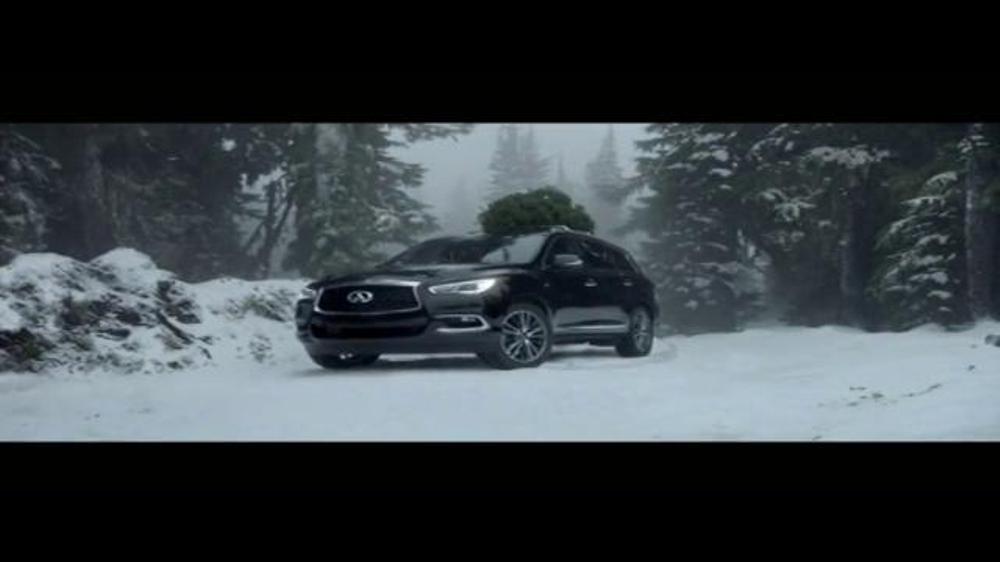 2016 The Power of Infiniti TV Commercial, 'New Winter ...