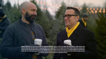 Sprint TV Spot, 'Tree Time' - 7127 commercial airings