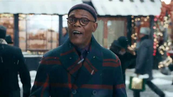 Capital One Quicksilver TV Spot, 'Snow Globe' Featuring Samuel L. Jackson - 1792 commercial airings