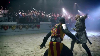 Medieval Times TV Spot, 'Dinner and Tournament'
