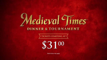 Medieval Times TV Spot, 'Dinner and Tournament' - Thumbnail 7