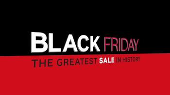 Ashley HomeStore Black Friday Sale TV Spot, 'Beat the Clock' - Thumbnail 1