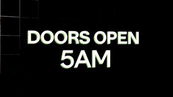 Ashley HomeStore Black Friday Sale TV Spot, 'Beat the Clock' - Thumbnail 4
