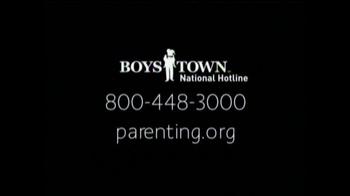 Boys Town National Hotline TV Spot, 'Phillip' - Thumbnail 10