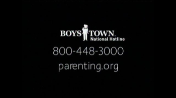 Boys Town National Hotline TV Spot, 'Phillip' - Thumbnail 8