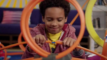 Hot Wheels Track Builder Power Booster TV Spot, 'Awesomeness' - Thumbnail 3