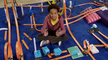 Hot Wheels Track Builder Power Booster TV Spot, 'Awesomeness' - Thumbnail 6