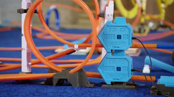 Hot Wheels Track Builder Power Booster TV Spot, 'Awesomeness' - Thumbnail 7