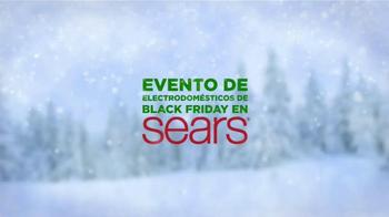 Sears Evento de Electrodomésticos de Black Friday TV Spot, 'Combo'[Spanish] - Thumbnail 1