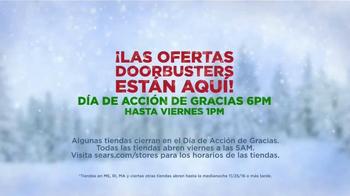 Sears Evento de Electrodomésticos de Black Friday TV Spot, 'Combo'[Spanish] - Thumbnail 2