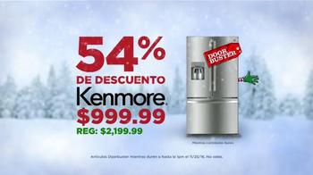 Sears Evento de Electrodomésticos de Black Friday TV Spot, 'Combo'[Spanish] - Thumbnail 3