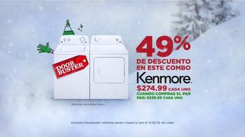 Sears Evento de Electrodomésticos de Black Friday TV Spot, 'Combo'[Spanish] - Thumbnail 4