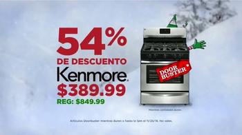 Sears Evento de Electrodomésticos de Black Friday TV Spot, 'Combo'[Spanish] - Thumbnail 6