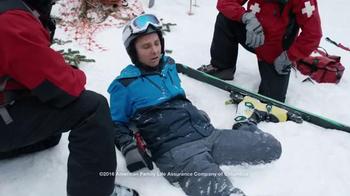 Aflac TV Spot, 'Ski Patrol' - Thumbnail 6