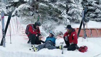 Aflac TV Spot, 'Ski Patrol' - 3147 commercial airings