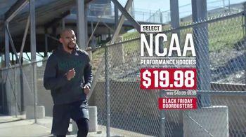 Dick's Sporting Goods Black Friday Doorbusters TV Spot, 'Hoodies & Cardio'