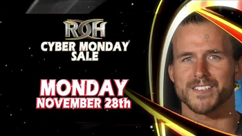 ROH Wrestling Cyber Monday Sale TV Spot, 'Extreme' - Thumbnail 6