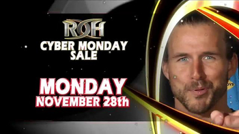 ROH Wrestling Cyber Monday Sale TV Spot, 'Extreme' - Thumbnail 7
