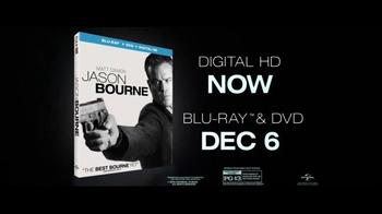 Jason Bourne Home Entertainment TV Spot - Thumbnail 5