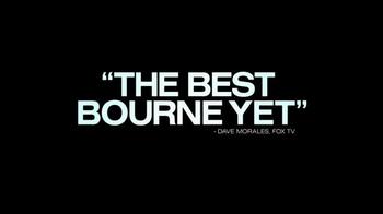 Jason Bourne Home Entertainment TV Spot - Thumbnail 1