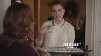 Hallmark Keepsake Ornaments TV Spot, 'Cookies' - Thumbnail 9