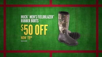 Cabela's Cyber Monday TV Spot, 'Rubber Boots, Goose Decoys and Shirts' - Thumbnail 6