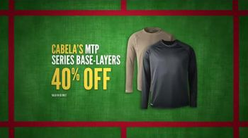 Cabela's Cyber Monday TV Spot, 'Rubber Boots, Goose Decoys and Shirts' - Thumbnail 8